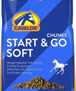 Cavalor Start & Go Soft - - 15 kg